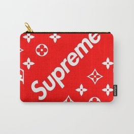 Supreme Lv Red Carry-All Pouch