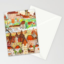 Nuremberg, Germany Stationery Cards