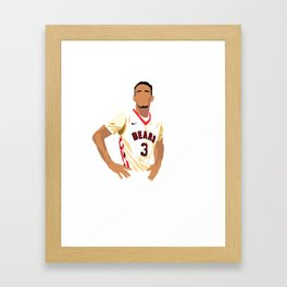 Ray Framed Art Print