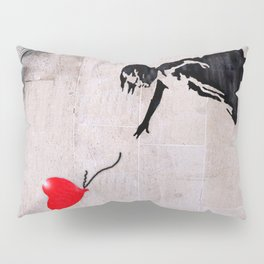 Banksy, Hope Pillow Sham