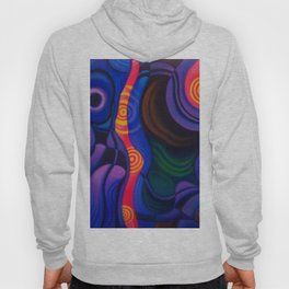 abstract  #212 Hoody