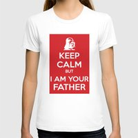 keep calm T-shirts featuring Keep Calm by ubertwigg