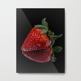 Strawberry - 115 Metal Print