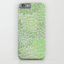 Floral Abstract 30 iPhone Case