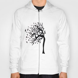 Tree Birds x2 Hoody