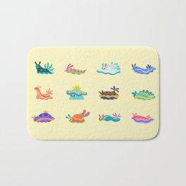 Sea slug Bath Mat