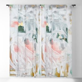 Emerging Abstact Blackout Curtain