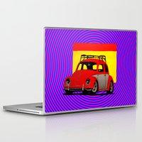 volkswagen Laptop & iPad Skins featuring VolkSWAGen by Colby Gray