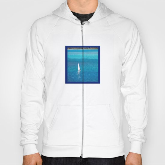 Perfect Blue Sailing Day Hoody