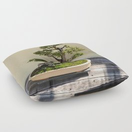 Bonsai Bonanza Floor Pillow