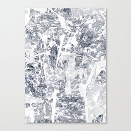 Mountain diamond Canvas Print