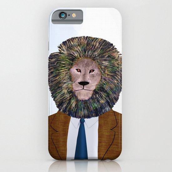 Uncle Leo's Portrait iPhone & iPod Case