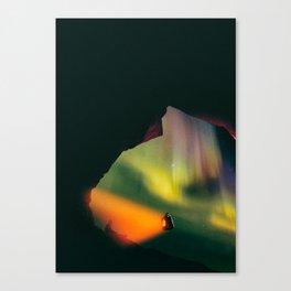I found you Canvas Print