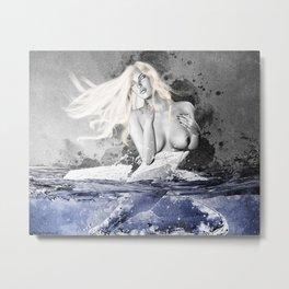 Immersion III Metal Print