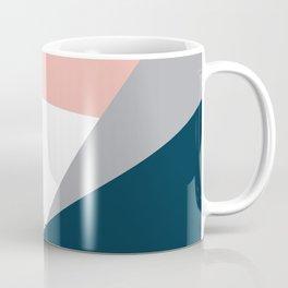 Colorful geometry 2 Coffee Mug