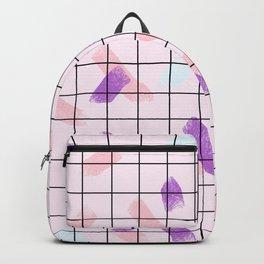 purple jane Backpack