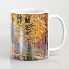 Colorful Autumn Fall Forest Mug
