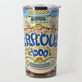 Nostalgic Carrousel Travel Mug