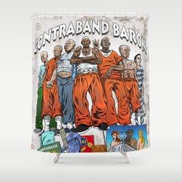Contraband Baron Shower Curtain