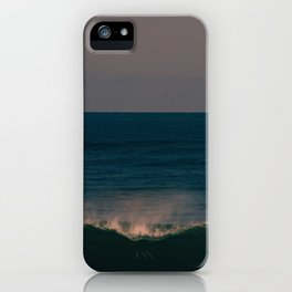 Winter Wave iPhone Case