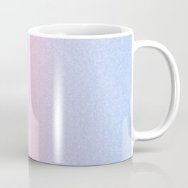 Frozen Ombre - Blue & Pink Coffee Mug