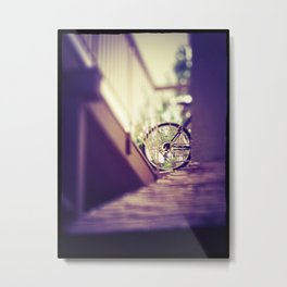 Point of Intersection  Metal Print