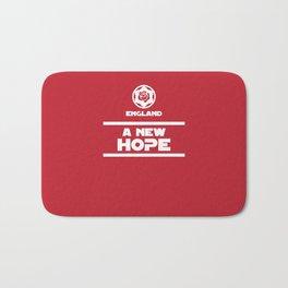 England Rugby - A New Hope Bath Mat