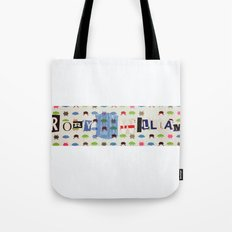 Rory Williams Tote Bag