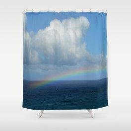 Kapalua Rainbow Shower Curtain