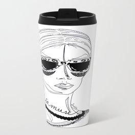 La muse Travel Mug