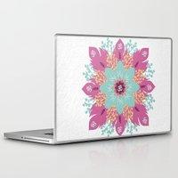 om Laptop & iPad Skins featuring Om by zakumy
