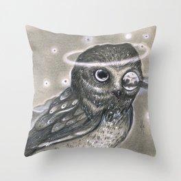 Nachtwatcher Throw Pillow