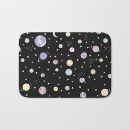 Suddenly - Space Pattern Bath Mat