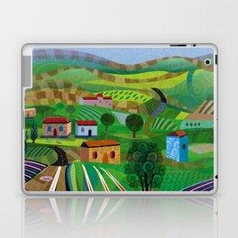 Santa Barbara Wine and Cheese Laptop & iPad Skin