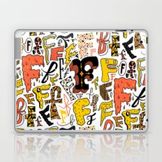 F's Laptop & iPad Skin