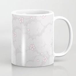 Kumori Nochi Sakura: Pink Coffee Mug