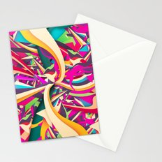 Explosion #2 Stationery Cards