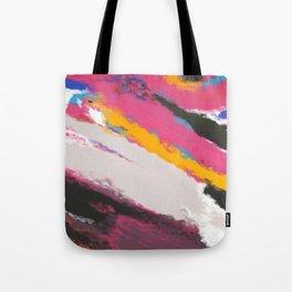 Abstract Holi Tote Bag