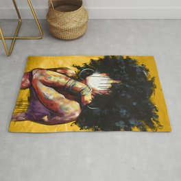 Naturally II GOLD Rug