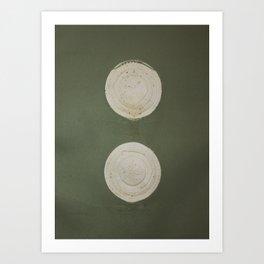 Solo III Art Print