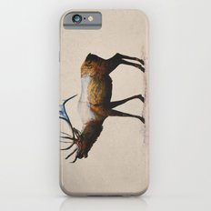 The Rocky Mountain Elk iPhone 6 Slim Case