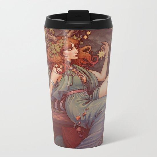 BOHEMIA Metal Travel Mug