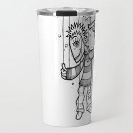 Puppet Travel Mug