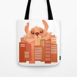 Stitch City Tote Bag