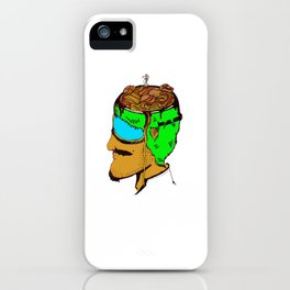Brain Food iPhone Case
