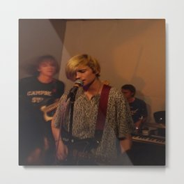 DIIV early day at Brooklyn Metal Print