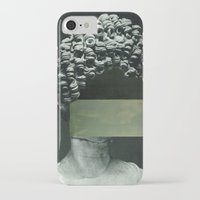 rothko iPhone & iPod Cases featuring Frau Rothko by Marko Köppe