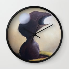 Where We Are Wall Clock