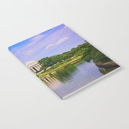 Jefferson Memorial Notebook