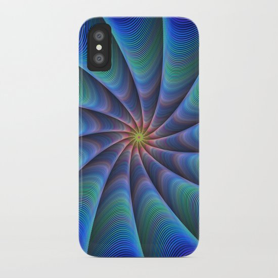 Path to meditation iPhone Case